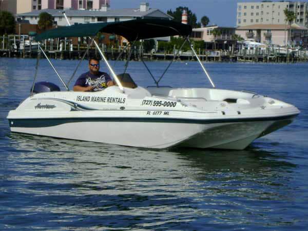 19 Hurricane GS188 Boat 2