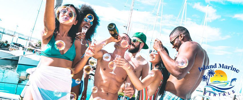 6 Boat Party Ideas & Themes For Your Next Rental