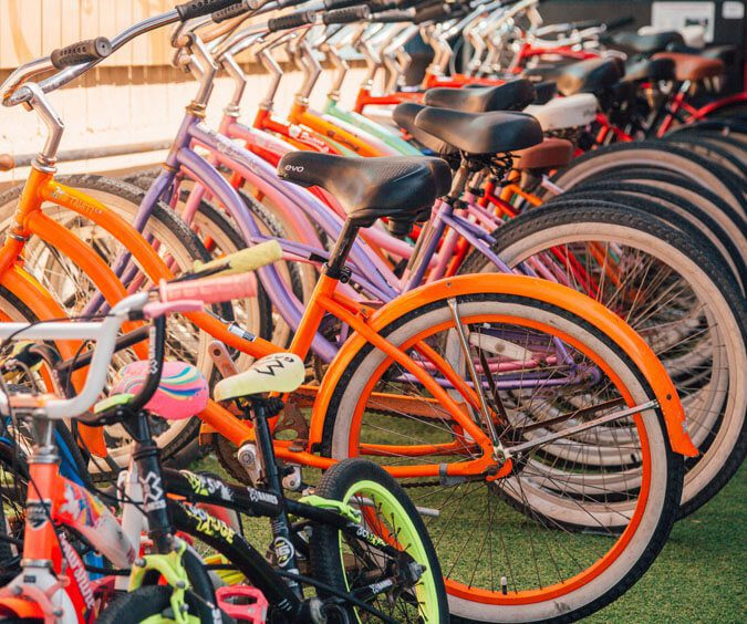 Best Bicycle Rentals in Clearwater Beach FL