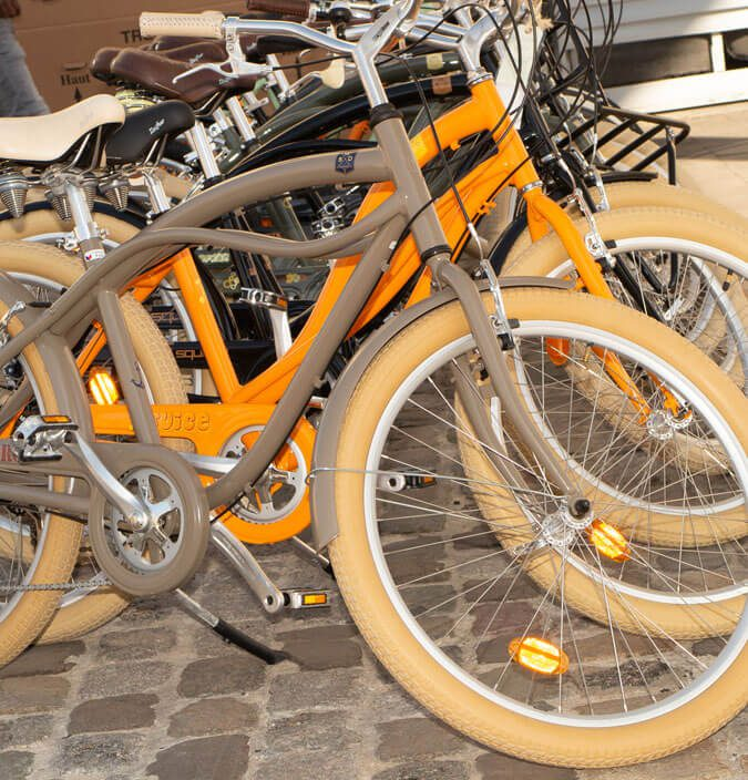 Our Bicycle Rental Rates Indian Rocks Beach FL